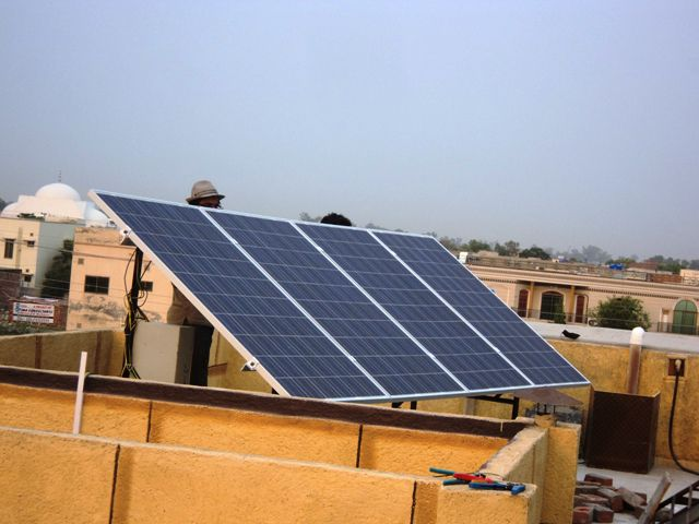 Alpha Solar Renewables Company Project