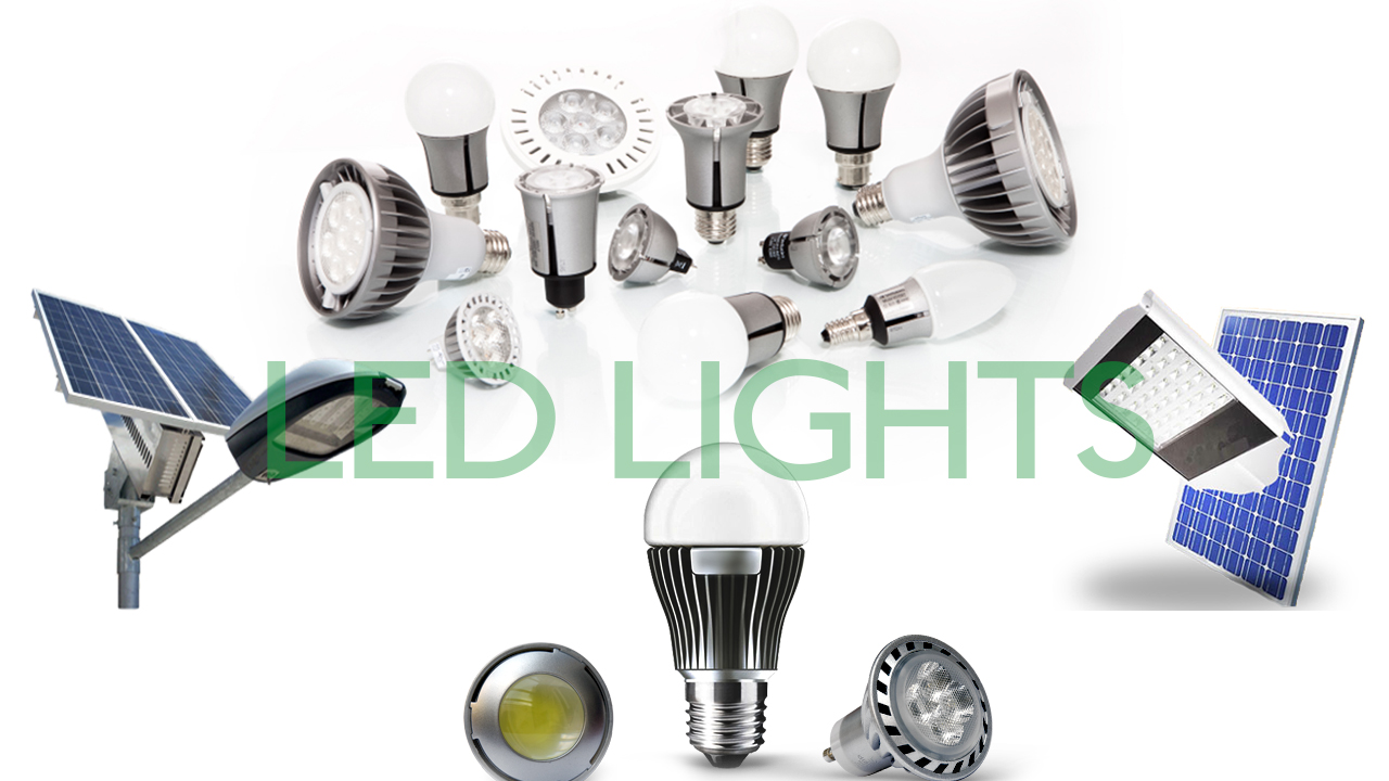 LED Lights by Alpha Solar