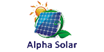 Alpha Solar Panel Company in Pakistan Logo